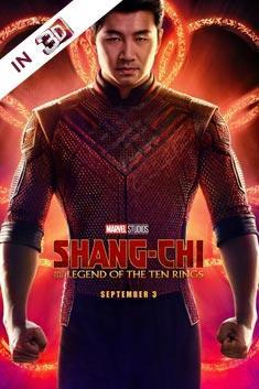 SHANG - CHI : THE LEGEND OF THE 10 RINGS (3D)
