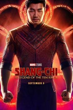 SHANG - CHI : THE LEGEND OF THE 10 RINGS (ENGLISH)