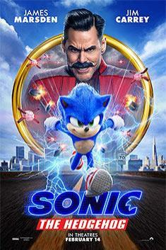 SONIC THE HEDGEHOG (ENGLISH)