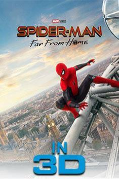 SPIDER MAN: FAR FROM HOME (3D)