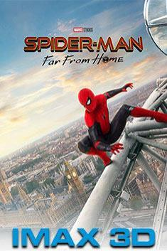 SPIDER MAN: FAR FROM HOME (IMAX-3D)