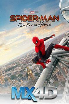 SPIDER MAN: FAR FROM HOME (MX-4D)