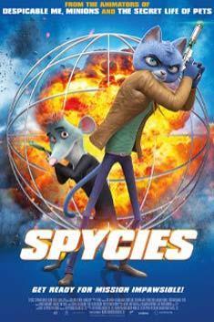 SPYCIES (ANIMATION)