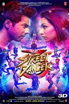 STREET DANCER (HINDI)