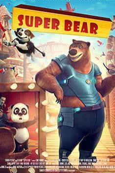SUPER BEAR (ANIMATION)