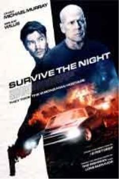 SURVIVE THE NIGHT (ENGLISH)
