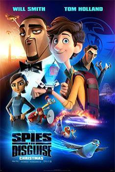SPIES IN DISGUISE (ENGLISH)
