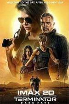 TERMINATOR: DARK FATE (IMAX-2D)
