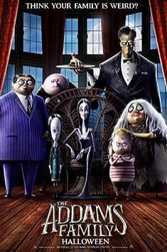 THE ADDAMS FAMILY (ANIMATION)