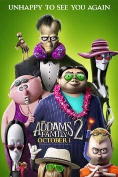 THE ADDAMS FAMILY 2 (ANIMATION)