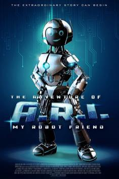 THE ADVENTURE OF A.R.I : MY ROBOT FRIEND (ENGLISH)