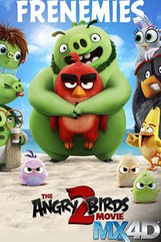 THE ANGRY BIRDS MOVIE 2 (MX-4D)
