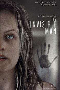 THE INVISIBLE MAN (ENGLISH)