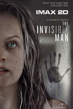 THE INVISIBLE MAN (IMAX-2D)