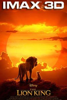 THE LION KING (IMAX-3D)