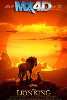 THE LION KING (MX-4D)