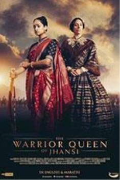 THE WARRIOR QUEEN OF JHANSI (ENGLISH)