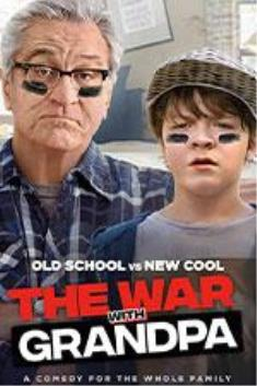 THE WAR WITH GRANDPA (ENGLISH)