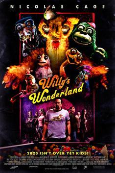 WILLY'S WONDERLAND (ENGLISH)