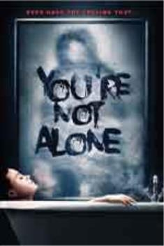 YOU'RE NOT ALONE (ENGLISH)