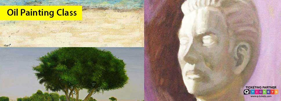 Oil Painting Class | Events | Tickets | Discounts | Qatar Day