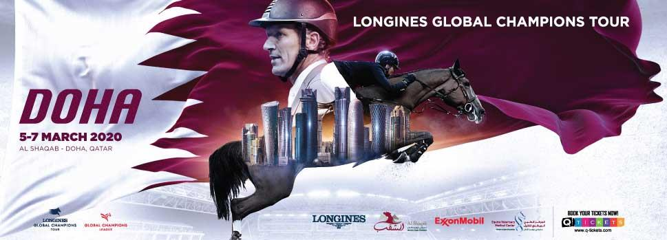Longines Global Champions Tour - Doha | Events | Tickets | Discounts | Qatar Day