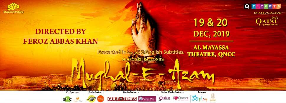 MUGHAL E AZAM | Events | Tickets | Discounts | Qatar Day