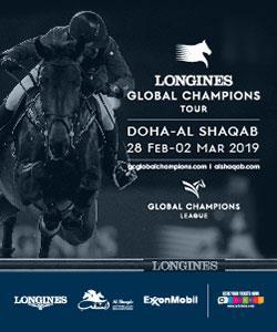 LONGINES GLOBAL CHAMPIONS TOUR 2019