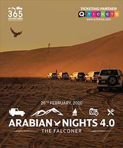 Arabian Nights 4.0  The Falconer