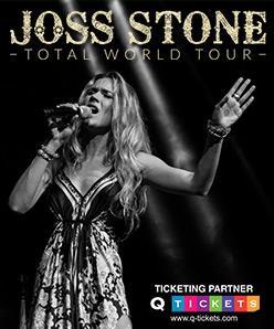 Joss Stone Live in Qatar