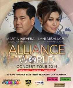 WORLD ALLIANCE MIDDLE EAST TOUR 2019
