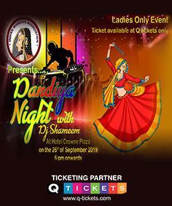 IWA Dandiya Night