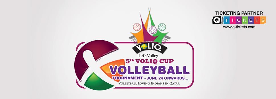 VoliQ Cup Volleyball Tournament | Events | Tickets | Discounts | Qatar Day