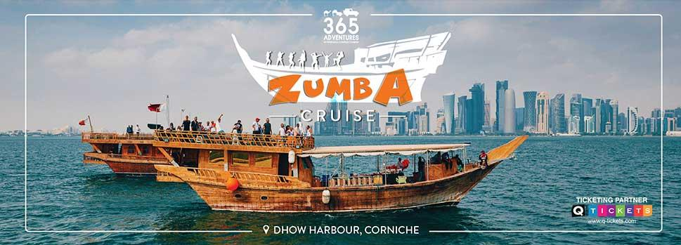 Zumba Cruise | Events | Tickets | Discounts | Qatar Day
