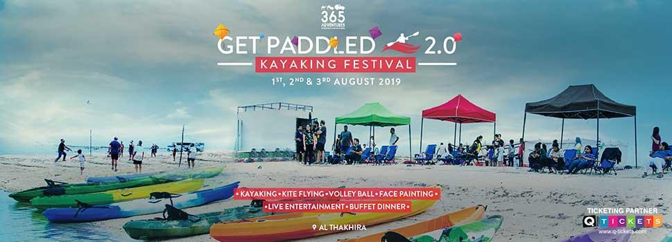 Get Paddled 2.0: The Kayaking Festival | Events | Tickets | Discounts | Qatar Day