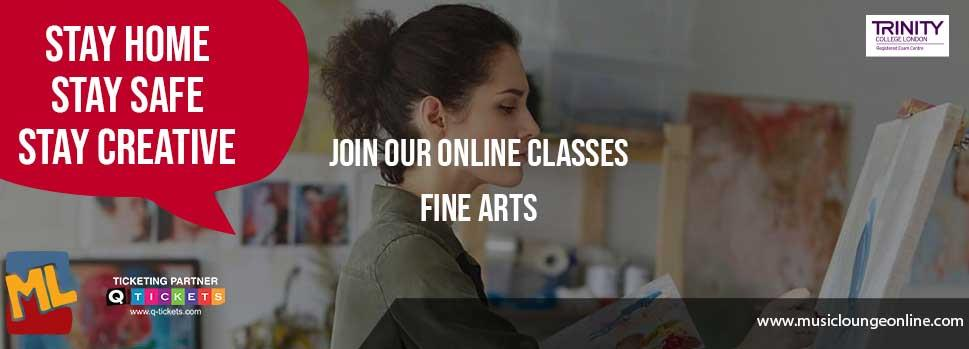 Fine Art Classes | Events | Tickets | Discounts | Qatar Day