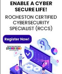 ROCHESTON Certified CyberSecurity Specialist (RCCS) Certification Training