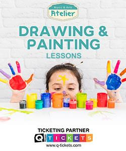 Kids Classes  Drawing and Painting
