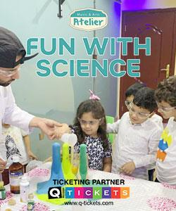 Kids Classes  Fun with Science