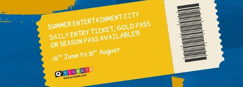 Summer Entertainment City 2018 | Events | Tickets | Discounts | Qatar Day