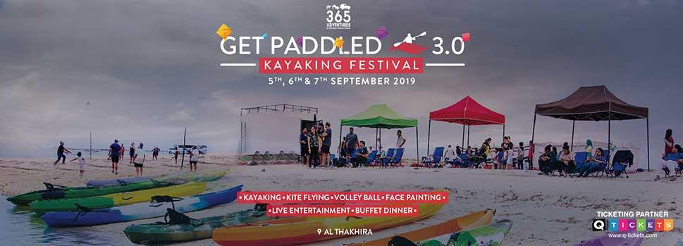 Get Paddled 3.0: The Kayaking Festival | Events | Tickets | Discounts | Qatar Day