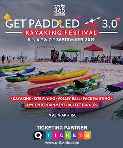 Get Paddled 3.0: The Kayaking Festival