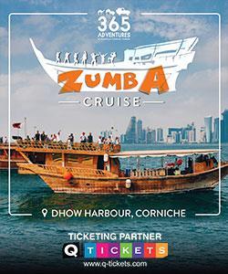 Zumba Cruise
