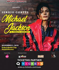Michael Jackson: A Tribute Concert by Sergio Cortes