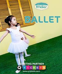 Kids Classes  Ballet Class