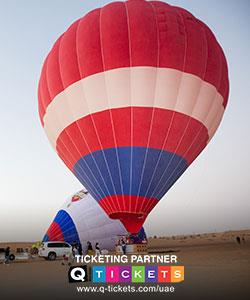 Adventure Hot Air Balloon Ride