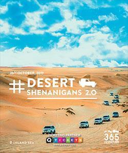 Desert Shenanigans 2.0