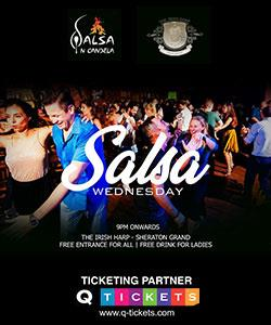 Salsa Wednesday