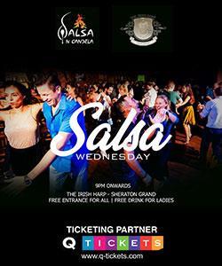 Salsa Wednesday