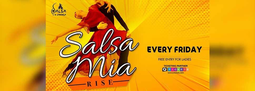 Salsa Mia | Events | Tickets | Discounts | Qatar Day